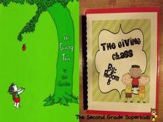 The Giving Class - Class Book Idea (Freebie)