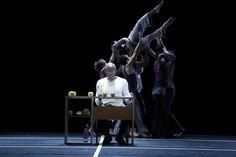 """Story/Time,"" Bill T. Jones/Arnie Zane Dance Company, Wolf Trap, Vienna, Va., July 31, 2012"