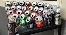 The aluminum can choir. Funny Vid, Stupid Funny Memes, Funny Relatable Memes, The Funny, Hilarious, Memes Gratis, Cheer Up, Narnia, Choir