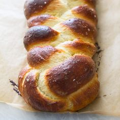 Challah Bread - m's belly