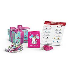 American Girl® Accessories: Birthday Accessories