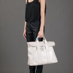 HOST PICK 3.1 Phillip Lim 31 Hour Bag White Satchel- classic Phillip Lim- fits laptop 3.1 Phillip Lim Bags