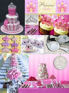Disney Princess Baby Shower Ideas