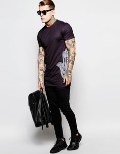 Stephen James for Jaded London