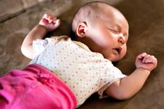 What you need to know about sleep safety for your baby // rightstart.com