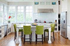 kitchen-with-lime-green-bar-stools