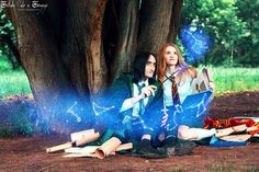 Lily Evans, Severus Snape and astronomy by Lilta-photo on DeviantArt