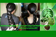 Ancient Ayurveda Secret to get Long and Healthy Hair in 1 Month with Curry…