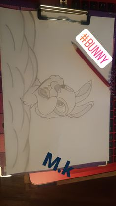 Hase xD - Holiday World Pencil Art Drawings, Easy Drawings, Animal Drawings, Drawing Sketches, Arte Disney, Disney Art, Marvel Images, Cute Disney Drawings, Pictures To Draw