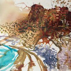 Street Gallery, Art Gallery, Landscape Art, Landscape Paintings, Hyde Park Sydney, Anzac Memorial, National Art School, Exhibition Building, Melbourne Art