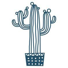 Silhouette Design Store - View Design #114790: cactus papercut