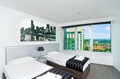 Resort 2 Bedroom Ocean Views, a Surfers Paradise Apartment