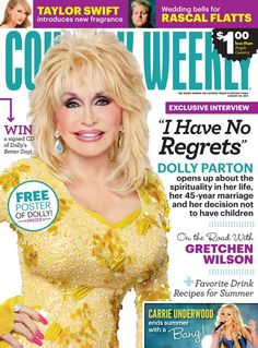 Dolly Parton Country Weekly