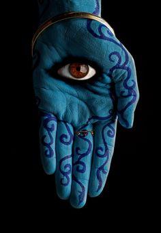 'Evil Eye' by Timosaby.