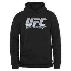 UFC Chrome Big & Tall Hoodie - Black