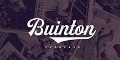 Font dňa – Buinton   https://detepe.sk/font-dna-buinton?utm_content=buffercd67e&utm_medium=social&utm_source=pinterest.com&utm_campaign=buffer