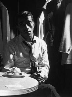 Sammy Davis Jr, 1953