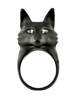 Black Fox Ring