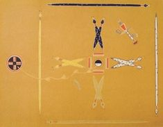 Indian Sand Painting By Littleriver Simpson Navajo art
