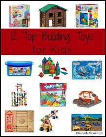 12 Top Construction Toys for Kids by JDaniel4's Mom