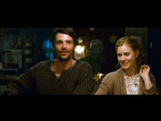 I make no apology to Matthew Goode for liking this: Leap Year - Clip: The innkeeper forces Declan to kiss Anna