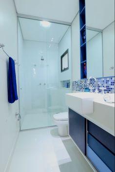 boy room , bathroom Inspirado nos tons de azul, nos heróis, carros e no futebol. O mundo mágico e as paixões deste adolescente.