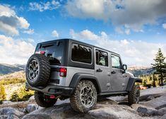 Jeep : pour moins polluer, ses 4x4 adoptent l'hybride rechargeable