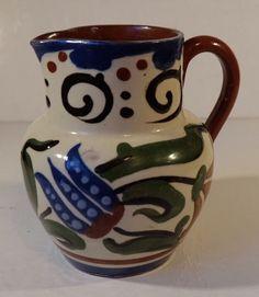 Crown Dorset Persian Jug Devon, Persian, England, Pottery, Crown, Tableware, Glass, Ebay, Ceramica