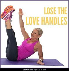 awesome EXERCISES LOVE HANDLES