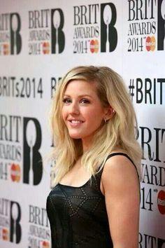Ellie Gouldings Beautiful Smile :)