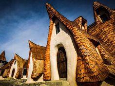 Clay Castle, Romania.