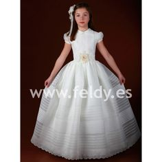 Communion dress Marla 2012-13 B133