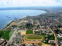 Cidade de Cabinda www.jaimagens.com