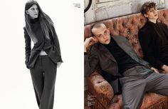 Jelle Haen by Philip Gay and Gotz Offergeld Sina Braetzfor Numero Homme Germany Fall Winter 2015