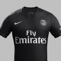 Nike News - Nike Dark Light: Powerful Black Paris Saint-Germain Kit