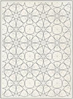 BOU 106 : Les éléments de l'art arabe, Joules Bourgoin | Pattern in Islamic Art