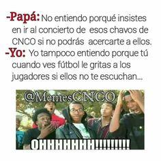 Pausando a su papá. ¡ooohhhh!