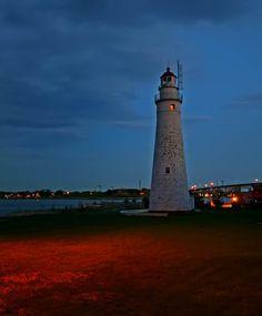Fort Gratoit Lighthouse- Port Huron, Michigan