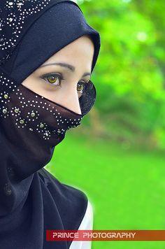 Niqab is So Beautiful