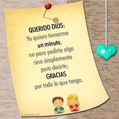 Querido Dios Gratitude Quotes, Quotes About God, Happy Thanksgiving, Special Day, Triangle, Prayers, Thankful, Christ, Tinkerbell