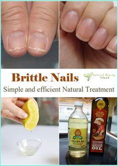 Treatment against Nails that Break