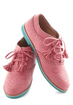 Pink/Blue Shoes of my dreams