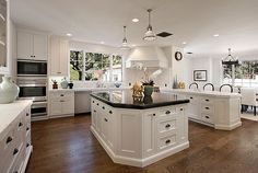 Island, Bamboo, Breakfast Bar, Traditional, Custom Hood/Ventilation, Soapstone, Inset, Raised Panel, U-Shaped, Flush/Semi-Flush Mount