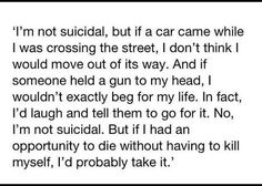 sad quotes about depression tumblr - Google Search