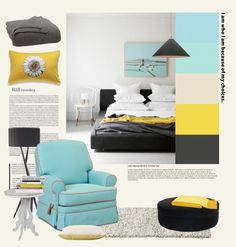 """Color Bedroom"" This is for u Dawn :)"