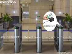 QR Fixed Mount Scanner Using in Smart Turnstile Wind Turbine, Oem, Engineering, Mechanical Engineering, Technology