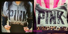 I am one lucky & happy girl :) I'm in love with my sweater from Victoria's Secret<3<3