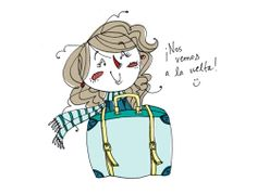 Me pasa a veces Summer Time, Doodles, Super Cute, Teen, Animation, Motivation, Drawings, Illustration, Happy