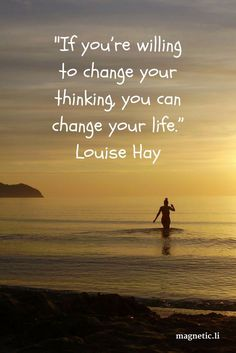 Focusing on positive thoughts will change your energy and your life. Read my blog post to discover how to make the law of attraction work for you