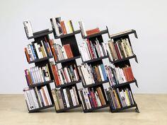 Awesome Nitzan Cohen Nan15 Bookshelves